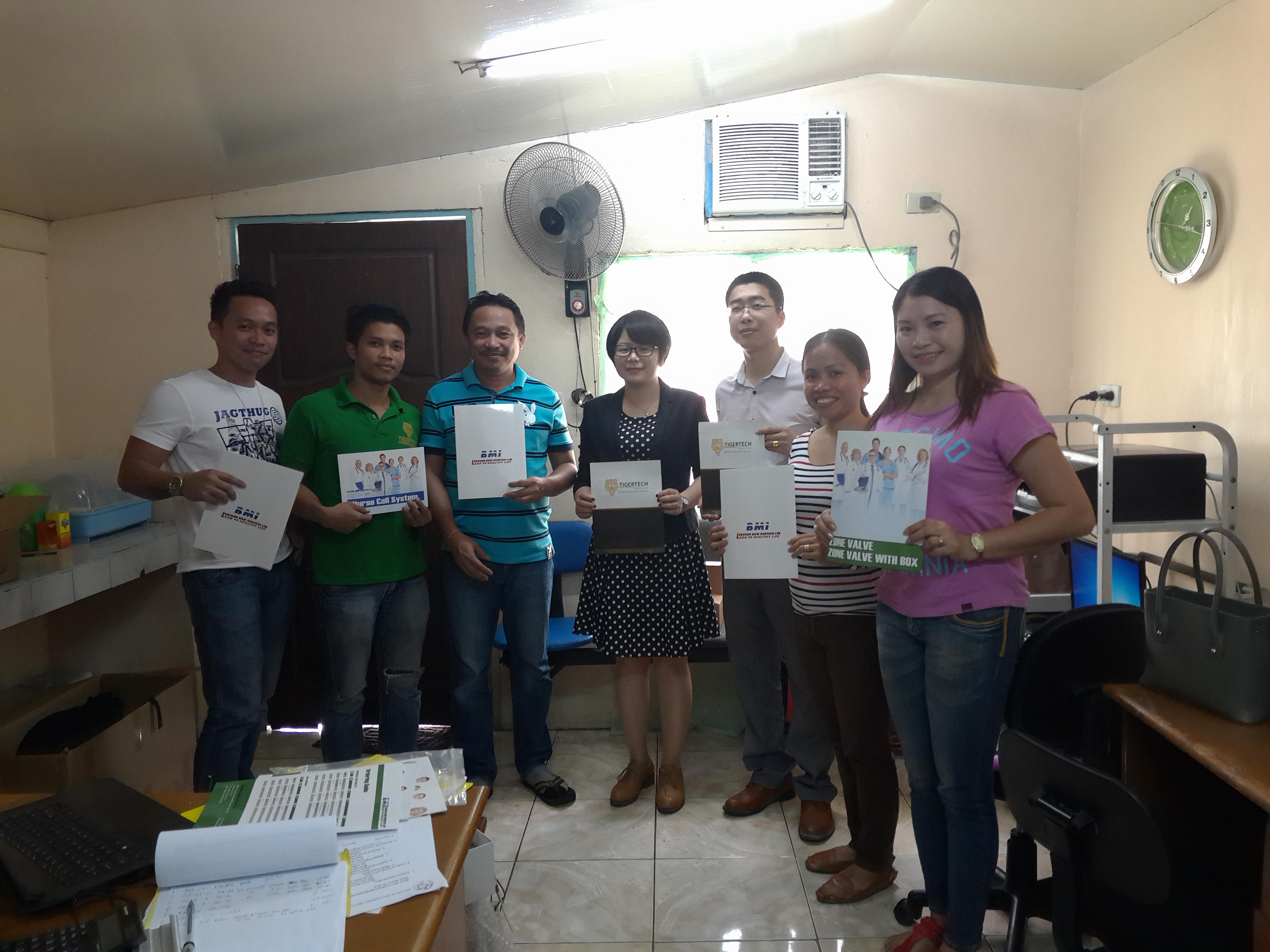 20160316 visit Philippines customer (42)
