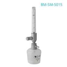 SLIM series medical oxygen supply oxygen flowmeter with the humidifier
